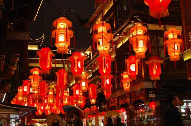 Yuanxiao – Festival das Lanternas – China e Taiwan