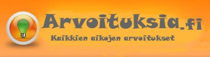 Arvoituksia ja Vastauksia  http://www.arvoituksia.fi/