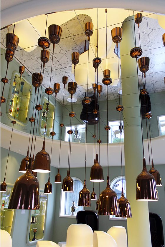 The Great Groninger Museum. More pictures on Interiorator.com - transmitting tomorrow's trends today. http://www.interiorator.com/Groninger-Museum-highlights