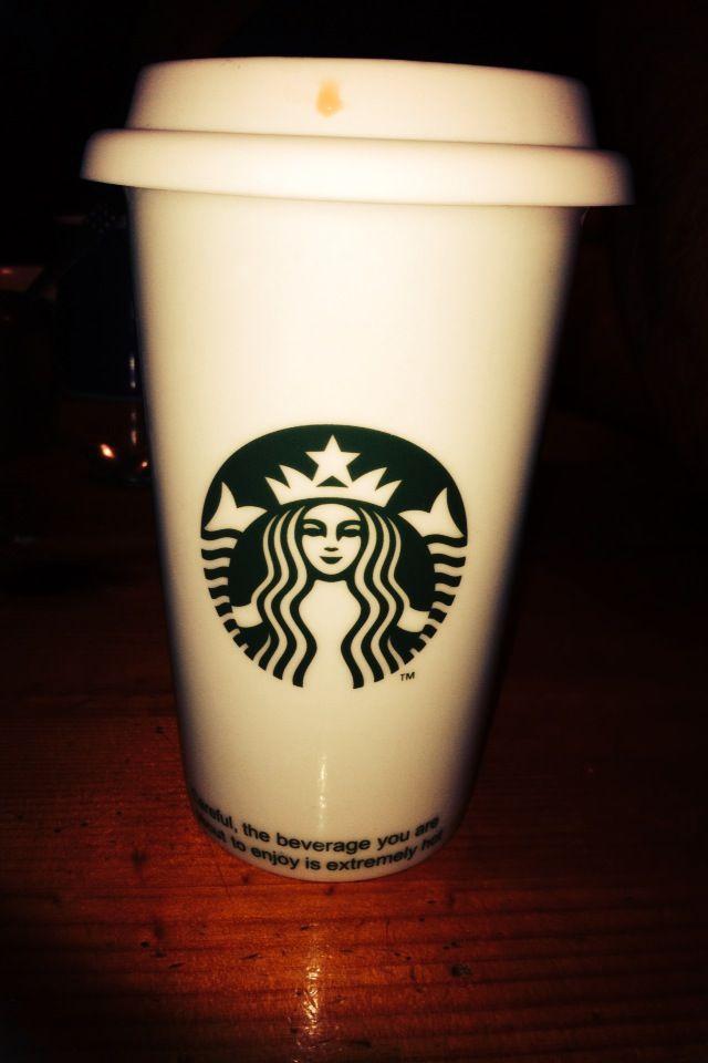 Starbucks Travel Ceramic Mugs