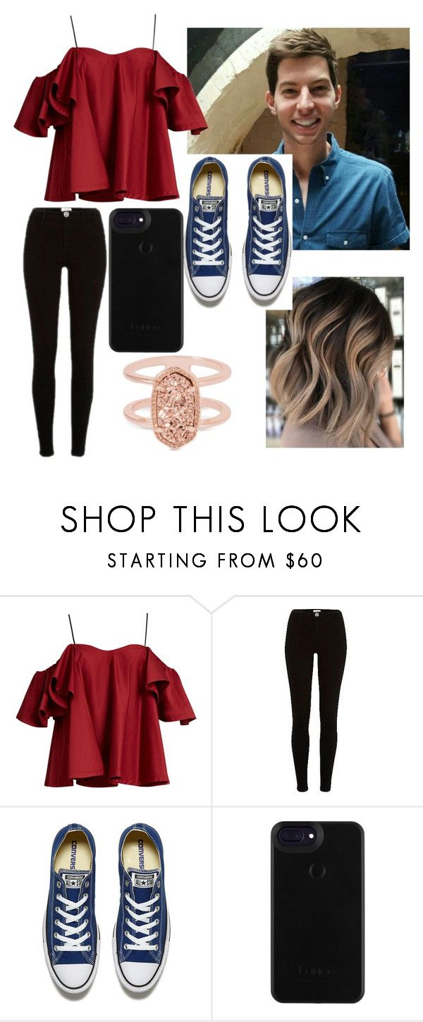 """Dallas Aquarium w/ Coby"" by shelbyblake ❤ liked on Polyvore featuring Anna October, River Island, Converse and Kendra Scott"