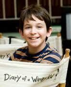 Zachary Gordon As Greg Heffley Stars In Diary Of A Wimpy Kid