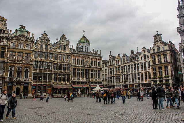 Aeropuertos de Bruselas, cuántos hay y dónde están
