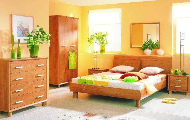 Оранжевые обои для стен – луч солнца в интерьере вашего жилья