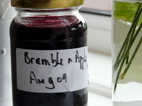 Dad's Bramble Jelly   A Wee Bit of Cooking
