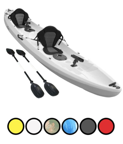 We are on-line retailer of sit on top double tandem kayak's for sale. Call our dedicated team on 01422-400077 all queries is welcome!