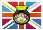 pop art marmite