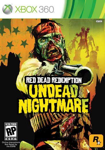 Take 2 Interactive Xbox 360 - Dead emption - Undead Nightmare