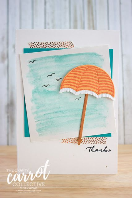 Stamping Susan: Weather Together - The Crafty Carrot Co. Blog Hop