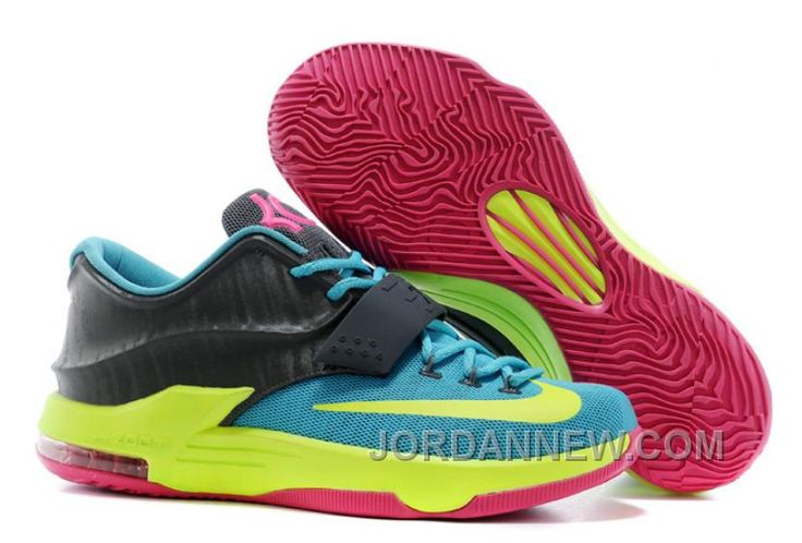 """http://www.jordannew.com/nike-kevin-durant-kd-7-vii-carnival-mens-basketball-shoes-authentic.html NIKE KEVIN DURANT KD 7 VII """"CARNIVAL"""" MENS BASKETBALL SHOES AUTHENTIC Only $106.00 , Free Shipping!"""