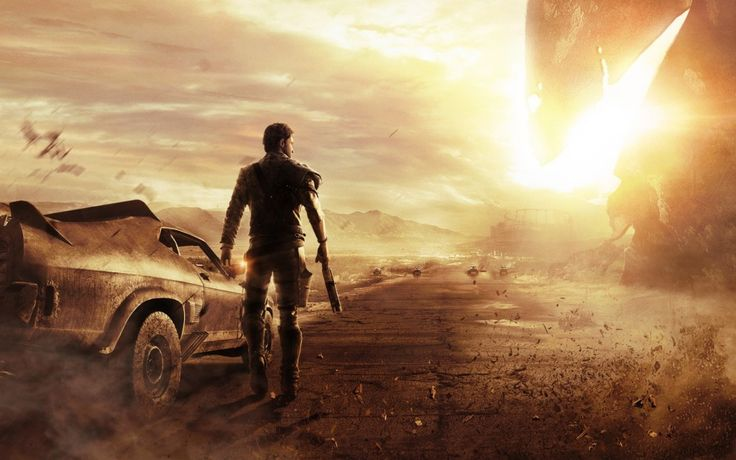 Check out Avalanche Studios Livestream of Mad Max | Glitch Cat
