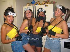 Last-Minute DIY Halloween Costume Ideas | For Women | best stuff