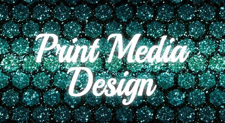 PRINT DESIGN  -  Graphic Design - custom request - professional service 100%