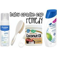 Baby: Cradle Cap Remedy / Beauty Parler