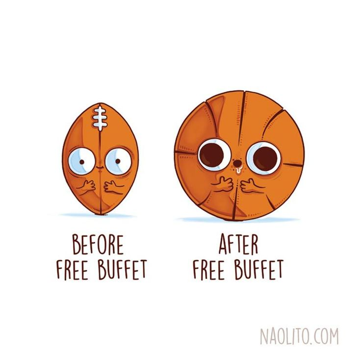 Before After Free Buffet All you can eat!