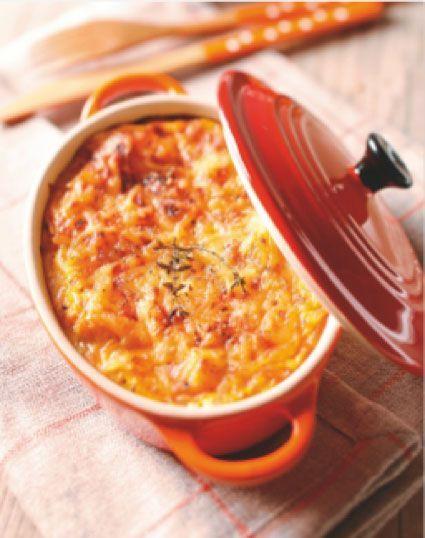 Ce gratin de courge moelleux, délicieusement saupoudré de fromage, est un plat facile à réaliser et super gourmand !