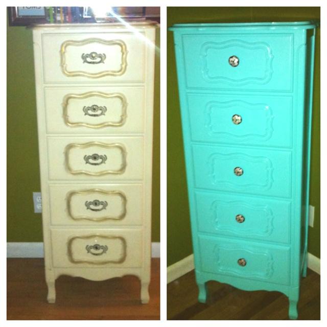 diy repurposed dresser for lingerie chest