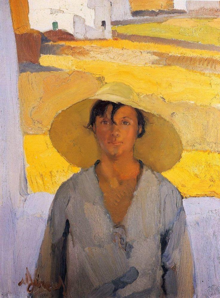 Το ψάθινο καπέλο (1923-29)
