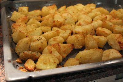 Οι τελειότερες πατάτες φούρνου   Live To Bake