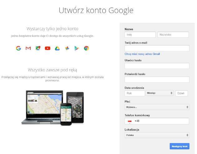Aby swobodnie korzystać z możliwości i usług #Google, warto połączyć firmowy adres e-mail z kontem #gmail.