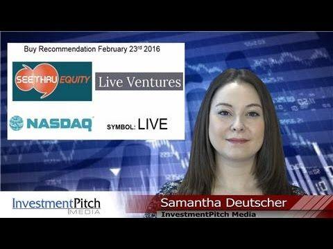 SeeThruEquity - Buy Recommendation - Live Ventures (NASDAQ:LIVE)