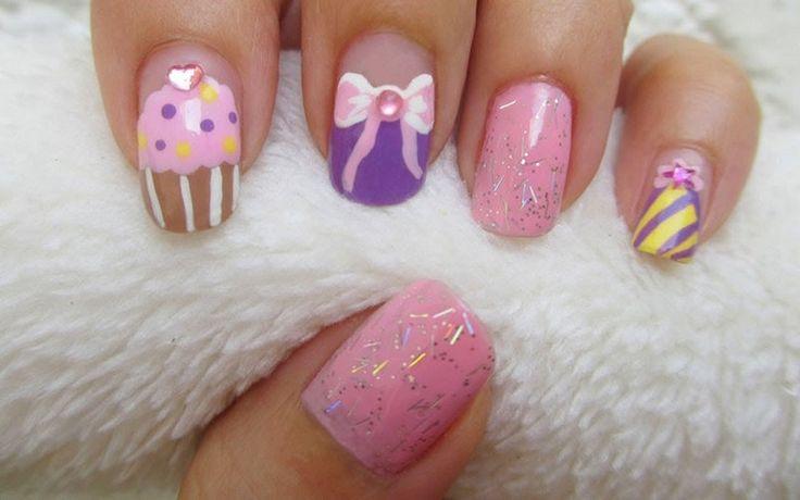 colori-unghie-idea-decorazioni-romantiche