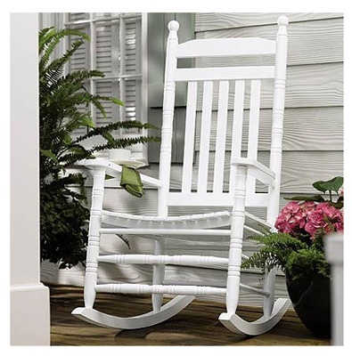 1000 ideas about white rocking chairs on pinterest rocking chairs porches and chairs. Black Bedroom Furniture Sets. Home Design Ideas
