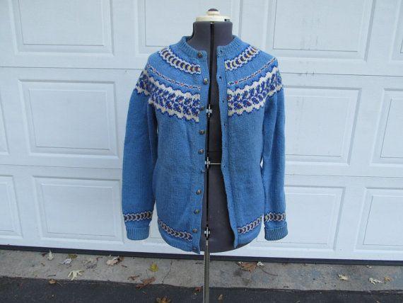 "tag reads ""Foldal a/s. Handmade in Aalesund, Norway, 100% wool"""