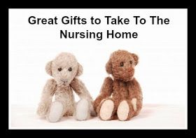 10 Great Gifts to Take to the Nursing Home