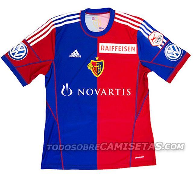 FC BASEL 2013/14