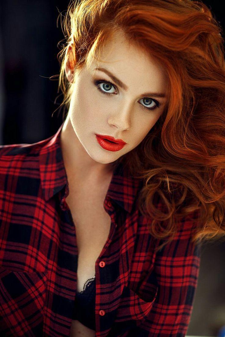 Redhead corpus women