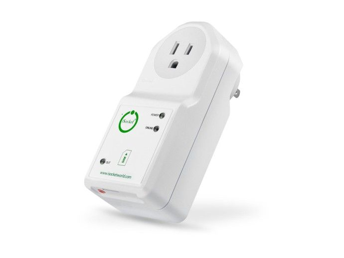 Now your electric socket will text you when power goes out - Ooruni