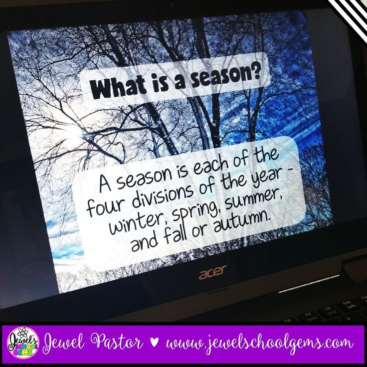 Seasons Activities ★ Four Seasons Activities ★ Seasons PowerPoint || This 60-slide Seasons PowerPoint Presentation contains a cover; a title page; 11 slides for Words to Know; 37 slides discussing what a season is, what causes seasons, when seasons change, and what spring, summer, fall and winter are and are like; and 10 True or False questions. || seasons | four seasons
