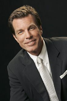 Peter Bergman (Jack Abbott) - The Young and the Restless