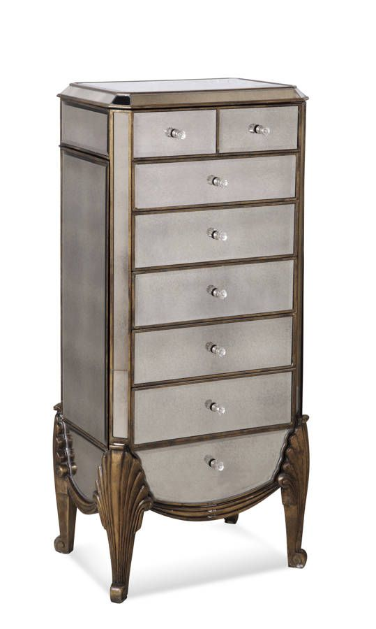 102 best Jewelry Armoire images on Pinterest Jewelry cabinet