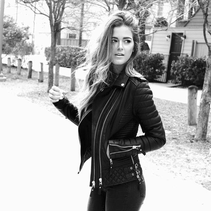 @joelle_fletcher on Instagram - BODA beauty Joelle Fletcher in her Kay Michaels, Oil Black (£379.00)