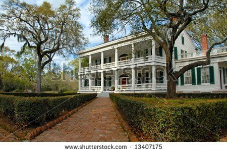 love old southern homes