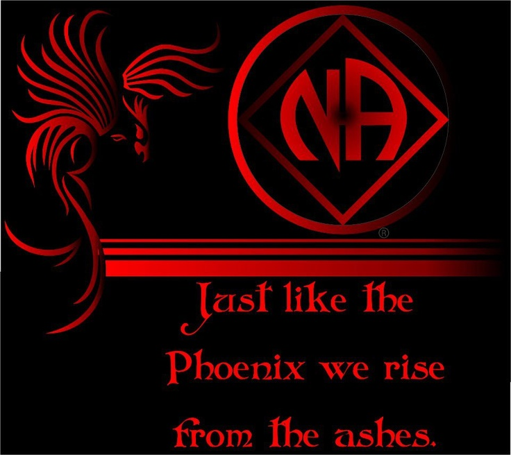 Narcotics Anonymous Tattoos Phoenix narcotics anonymous