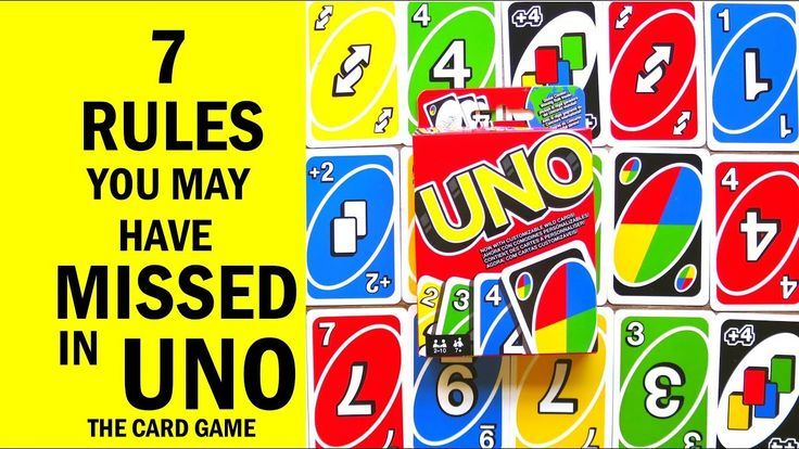 7 rules you may have missed in uno the card game  how to