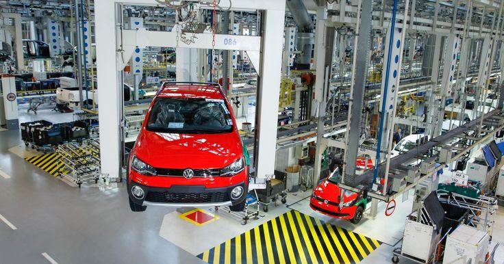 Volkswagen demite 800 funcionários de fábrica no ABC paulista