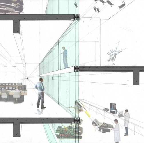 27 best images about diller and scofido on pinterest for Architectural design drawing company