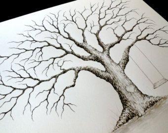 17 best images about zeichnen on pinterest how to draw - Baum malen ...