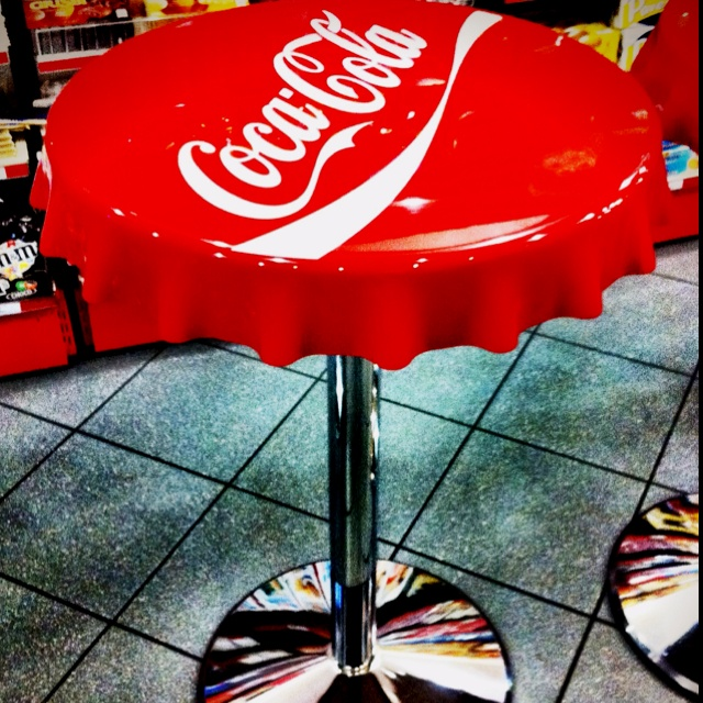 Always Coca Cola