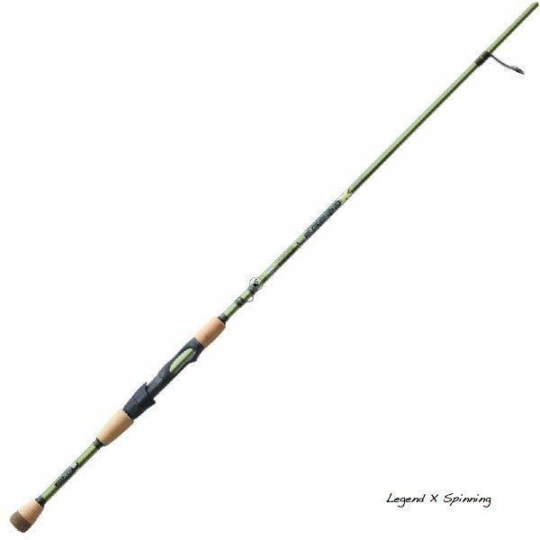 Canne Spinning St Croix Legend X - Haut de gamme