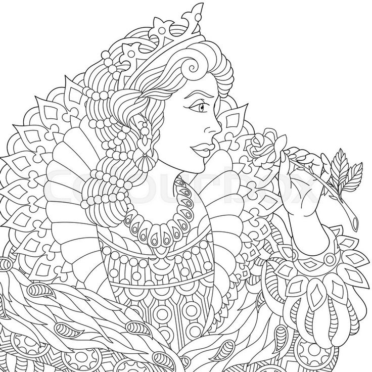 Flower crown tumblr coloring coloring pages for Flower crown coloring page