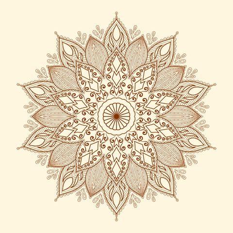 mandala tattoo   Mandala Tattoo Meaning + Cute Designs