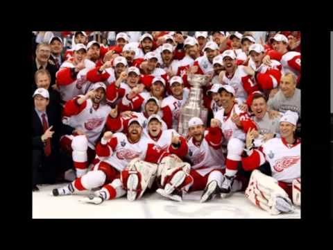 2008 Stanley Cup Playoffs Red Wings (Filter - Hey Man Nice Shot)