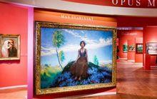 Události - Na Pražském hradě jsou kvidění stovky tváří impresionismu