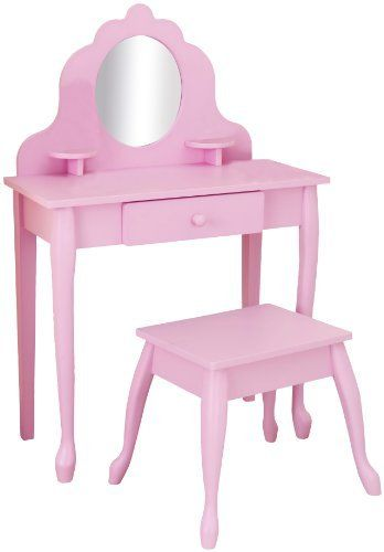 Great KidKraft Medium Diva Table And Stool, Pink, Http://www.amazon · Table  DressingVanity StoolKids ...