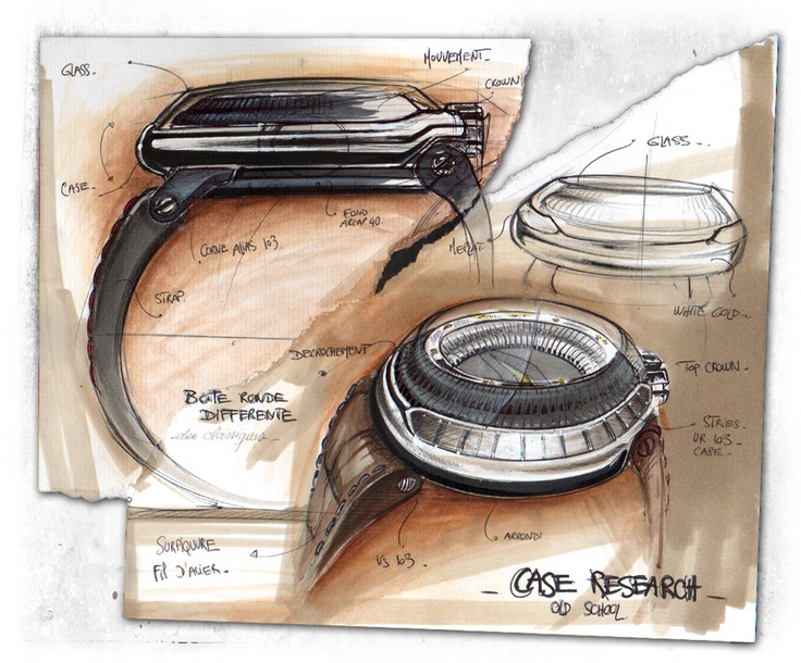 Sketchbook by Baptiste MATHIEU at Coroflot.com
